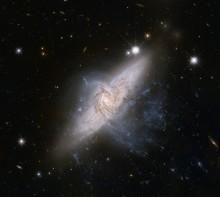 Forskare kan ha upptäckt ny typ av galax