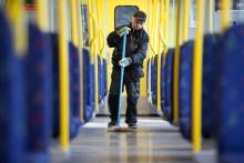MTR Tunnelbanan AB utökar verksamheten med lokalvård och klottersanering i fordon och depå – anställer närmare 100 nya medarbetare