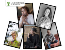 Snart dags för Bokens Dag i Lindesberg