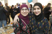 Stort intresse när Aktivitetshuset i Hammarkullen invigdes