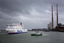 Stena Line launches new Superfast ferry at Dublin port