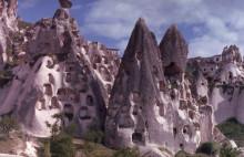 Landskapet Cappadocia och Haga Sofia i Istanbul kandidater till världens sju nya underverk