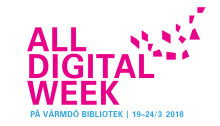 All Digital Week Värmdö