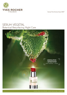 Sérum Végétal Night Care