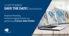Frukostseminarium | Vodafone, Employer Branding och Future Jobs Finder