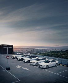 Volvo Cars satte nytt försäljningsrekord 2018; nådde milstolpen 600 000 sålda bilar