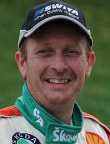 Rallycross-EM: Nu kör Jernberg för guld