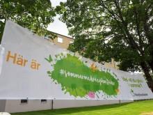 """Pressinbjudan: """"Sommar med Växjöbostäder"""" i full gång runt om i Växjö"""