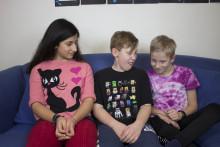 FILM: Barn reflekterar kring mat och hälsa