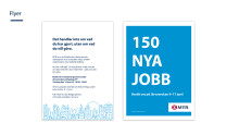 MTR söker 150 nya medarbetare på Järvaveckan.