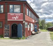 Vålådalen öppnar Trail Center och café