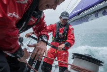 Ocean Signal: Ocean Signal Joins Forces with Spinlock to Enhance Safety  for 2017-18 Volvo Ocean Race Crew