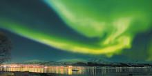 Norge tar norrskenet!