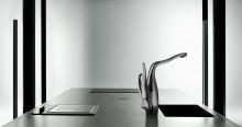 ALESSI Swan by Oras: Funksjonalitet gjort lekkert