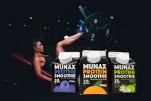 Munaxin uutuus proteiinismootie kauppoihin - biologisesti parasta proteiinia