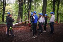 Teambuilding på Tradium Mariagerfjord