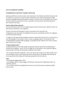 Case om energitilskud i EnergiMidt