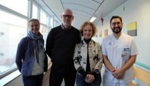 Silverstigen på akutmottagningen på Norrtälje sjukhus modell för allt fler