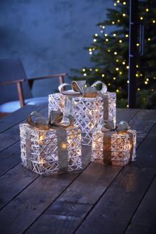Danskerne tænder julelys i mørket som aldrig før