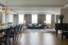 Grand Hôtel re-lanserar Sveriges mest anslående svit