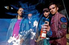 Coldplay med filmmusikk