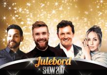 """Kun én billett til julebordshow med Stian Blipp - Nå skal """"gullbilletten"""" gis bort gratis"""