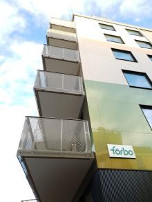 Invigning av ytterligare 31 lägenheter i Kongahälla