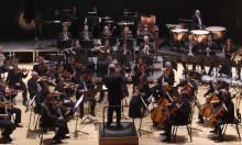 NorrlandsOperans Symfoniorkester och Norrbotten Big Band med Erik Westbergs vokalensemble ger konserter i Västernorrlands län