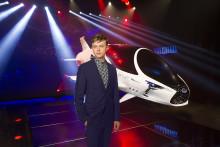 Framtidens rymdfarkost har Lexuskänsla