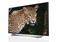 LG INLEDER TV-ÅRET 2015 MED NYA UF950V – ÅRETS BÄSTA 4K-LCD MED FANTASTISK FÄRGÅTERGIVNING