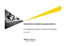 Stockholms framtida kompetensbehov
