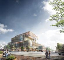 Startskuddet til forandring | Arkitema Architects vinner konkurransen om 950 kommunale arbeidsplasser i Gellerup nær Aarhus