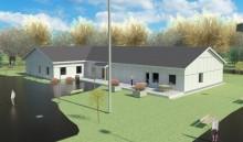 Attendo bygger ny gruppbostad i Strövelstorp i Ängelholm