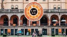 Den Internasjonale Kaffedagen feires på Youngstorget i Oslo