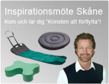Konsten att förlytta – inspirationsmöte om manuella förflyttningshjälpmedel i Skåne