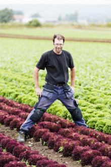 Anders Jansson odlar på en gård som funnits i familjen i 100 år!
