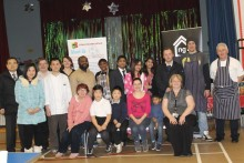 International Flavour at Community Cook-in