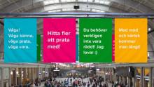 Mentor Sverige klär Centralen i grönt