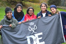 Residents challenged to push their limits at Duke of Edinburgh open evening