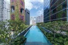 Sofitel Singapore City Centre eröffnet als 800. Haus der AccorHotels-Gruppe in der Region Asien/Pazifik