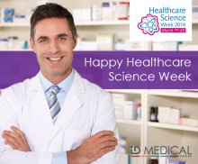 Healthcare Science Week 2016 – The role of the allied health and health science professions in healthcare