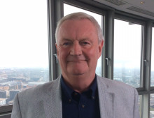At the third stroke… the new voice of the BT Speaking Clock is Alan Steadman from Dundee