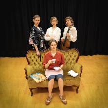  Hemmafrun – musikaliskt drama på Hallwylska museet