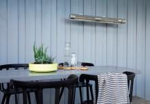 Kylmät kelit eivät estä kesästä nauttimista: suomalaiset tekevät lämmittimillä lisähuoneita