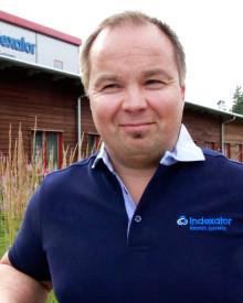 Indexator Rototilt Systems AS slår upp portarna i Norge