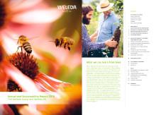 Weleda - Hållbarhetsrapport 2018