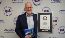 Mondelēz International Sets GUINNESS WORLD RECORDS Title for Most People Dunking Cookies to Celebrate $3 Billion OREO Sales Milestone