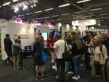 Stort intresse för Stena Fastigheters virtuella visningar på Bokmässan