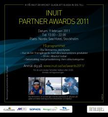 Inuit Partner Awards 2011