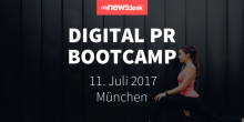 Digital PR Bootcamp in München